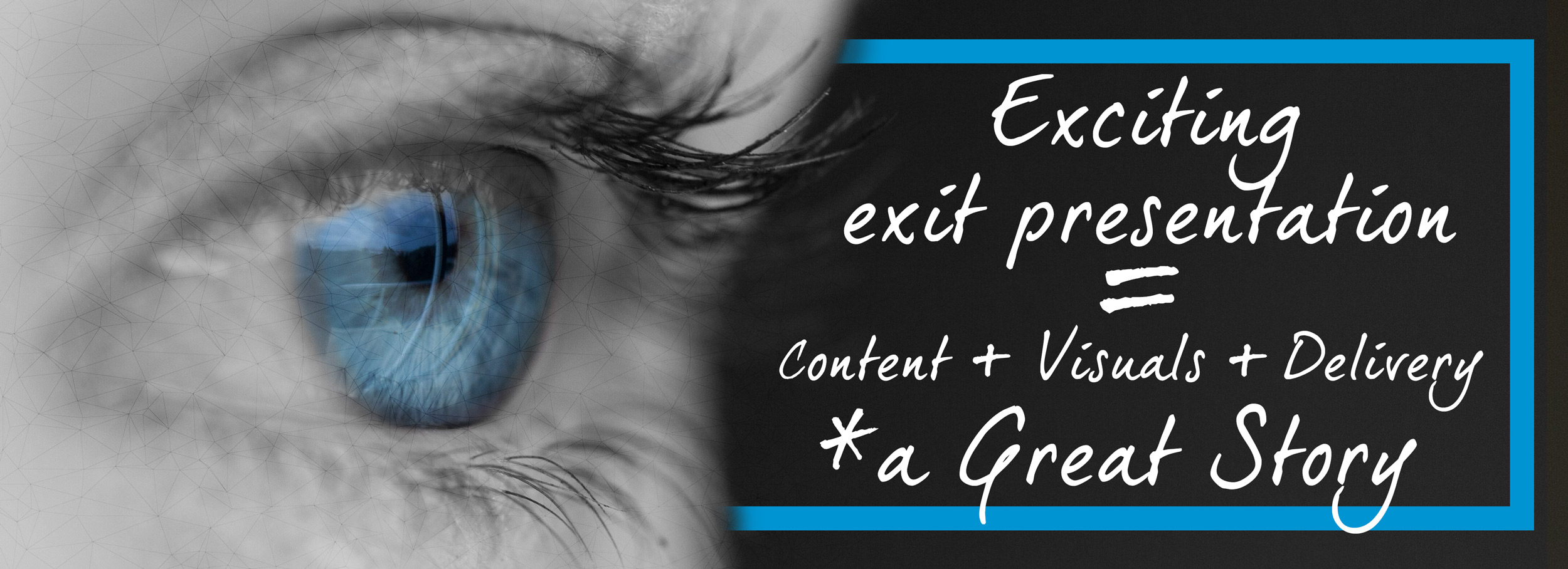 Method for exciting exit presentation