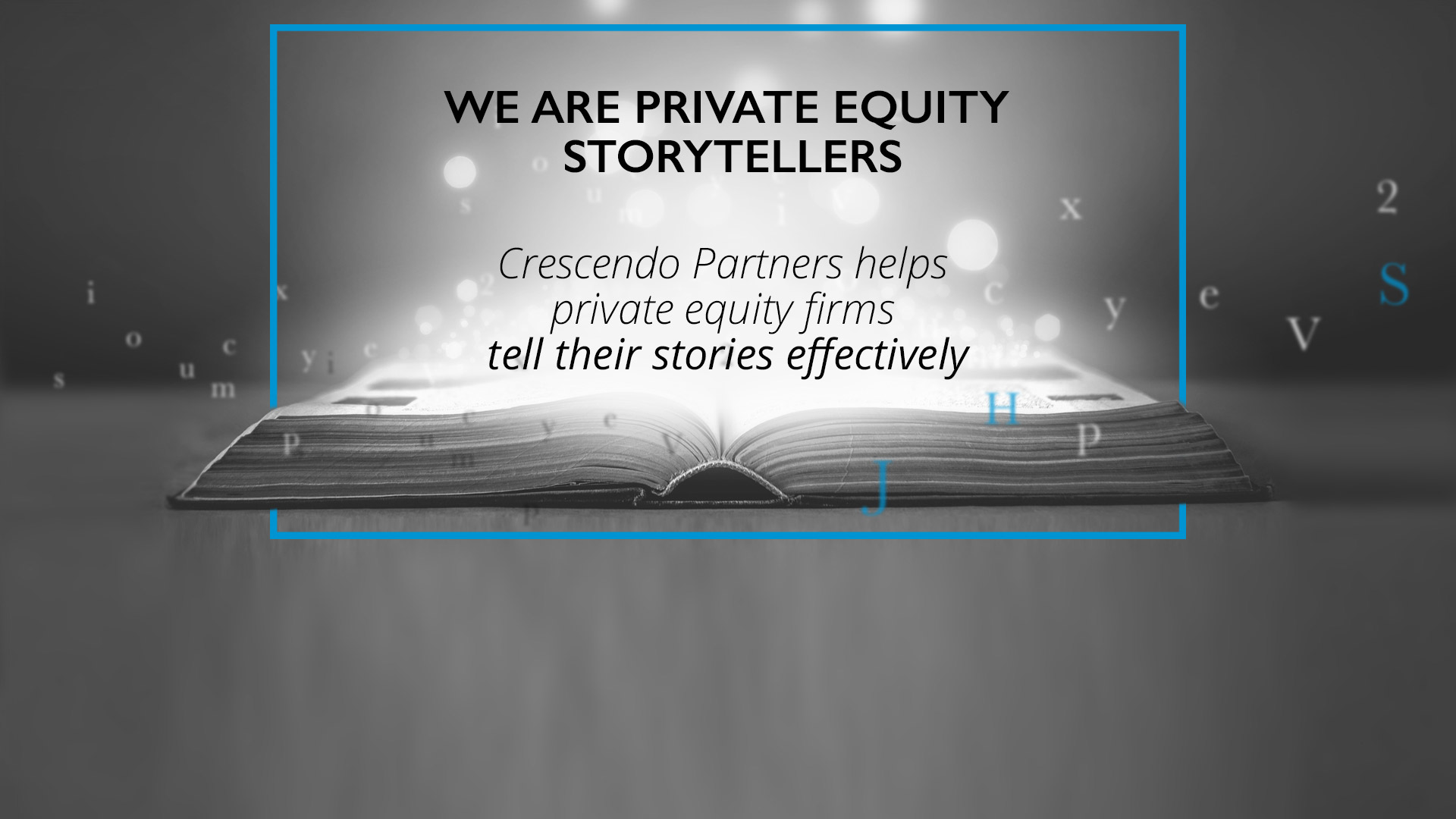 The book with private equity stories